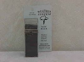 Brag 2oz. Large Weathering Color Soot Black