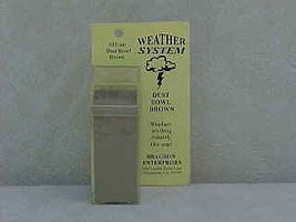 Brag 2oz. Large Weathering Color Dust Bowl Brown