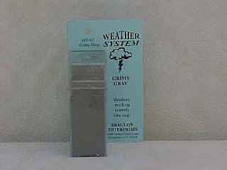 Brag 2oz. Large Weathering Color Grimy Grey