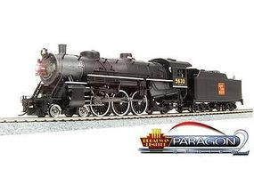 Broadway 4-6-2 Light Pacific Grand Trunk Western HO Scale Model Train Steam Locomotive #1134