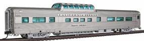 Broadway California Zephyr Vista Dome Car C,B,&Q #4722 HO Scale Model Train Passenger Car #1494