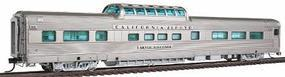 Broadway California Zephyr Vista Dome Westerm Pacific #815 HO Scale Model Train Passenger Car #1495