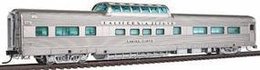 Broadway California Zephyr Vista Dome Westerm Pacific #817 HO Scale Model Train Passenger Car #1496