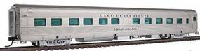 Broadway California Zephyr 10-6 Sleeper - Western Pacific HO Scale Model Train Passenger Car #1514