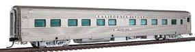 Broadway California Zephyr Sleeper #866 Western Pacific HO Scale Model Train Passenger Car #1516