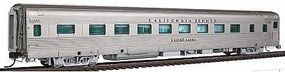 Broadway California Zephyr 16 Section Sleeper C,B,&Q HO Scale Model Train Passenger Car #1518