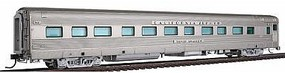 Broadway California Zephyr 6-5 Sleeper - Western Pacific HO Scale Model Train Passenger Car #1526