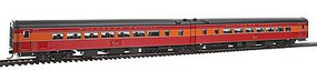 Broadway Southern Pacific 53 Coast Daylight Articulated Chair HO Scale Model Train Passenger Car #1767