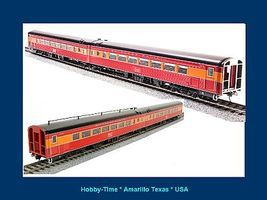Broadway Southern Pacific '41 Coast Daylight Articulated Chair HO Scale Model Train Passenger Car #1771