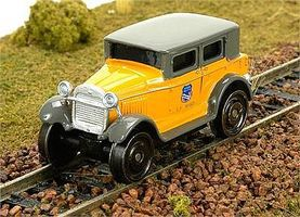 Broadway 1929 Track Inspection Sedan Union Pacific HO Scale Model Train Passenger Car #1911