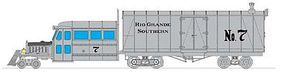 Broadway Galloping Goose Railcar Paragon2 Rio Grande Southern O Scale Model Train Freight Car #1967