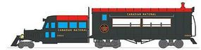 Broadway Galloping Goose Railcar Paragon2(TM) - Canadian National O Scale Model Train Freight Car #1973
