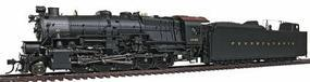 Broadway Paragon2 Ilsa 2-10-0 210F82A Tender Pennsylvania HO Scale Model Train Steam Locomotive #2056