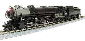 Broadway Paragon2 4-12-2 w/18K Gallon Tender Union Pacific HO Scale Model Train Steam Locomotive #2061