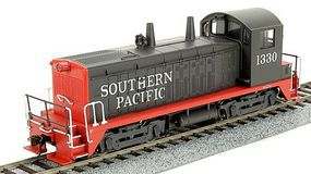 Broadway EMD NW2 DCC Southern Pacific #1330 (gray, red) HO Scale Model Train Diesel Locomotive #2115