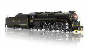 Broadway Class T-1 4-8-4 w/Sound & DCC Reading #2100 HO Scale Model Train Steam Locomotive #2144