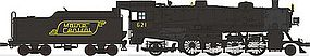 Broadway USRA Light 2-8-2 Mikado Maine Central #6121 HO Scale Model Train Steam Locomotive #2171