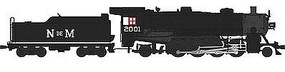 Broadway USRA Light 2-8-2 Mikado National Railway of Mexico HO Scale Model Train Steam Locomotive #2173