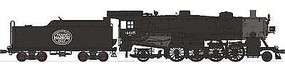 Broadway USRA Light 2-8-2 Mikado New York Central #400 HO Scale Model Train Steam Locomotive #2174