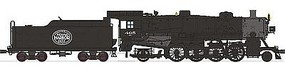 Broadway USRA Light 2-8-2 Mikado New York Central #105 HO Scale Model Train Steam Locomotive #2175
