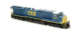 Broadway GE AC6000 CSX 690 with sound HO Scale Model Train Diesel Locomotive #2467