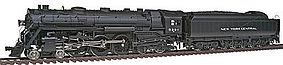 Broadway NYC Hudson 4-6-4 5291 with sound HO Scale Model Train Steam Locomotive #2580