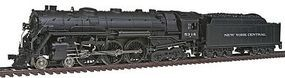 Broadway J1d Hudson 4-6-4 Standard Tender New York Central HO Scale Model Train Steam Locomotive #2583
