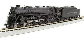 Broadway J1d Hudson 4-6-4 w/PT04 Tender New York Central HO Scale Model Train Steam Locomotive #2584
