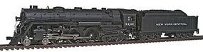 Broadway J1e Hudson 4-6-4 New York Central #5342 HO Scale Model Train Steam Locomotive #2588