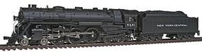 Broadway J1e Hudson 4-6-4 New York Central #5331 HO Scale Model Train Steam Locomotive #2589