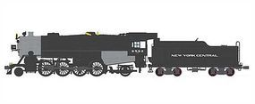 Broadway USRA Heavy 2-8-2 Mikado New York Central #9592 HO Scale Model Train Steam Locomotive #2890