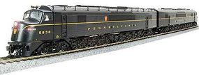 Broadway Baldwin Centipede A-A Set Pennsylvania Railroad N Scale Model Train Diesel Locomotive #3144