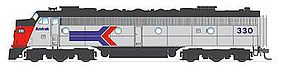 Broadway EMD E8B with Sound Amtrak #371 N Scale Model Train Diesel Locomotive #3242