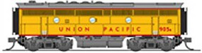 Broadway N EMD F3B UP 907B Streamliner