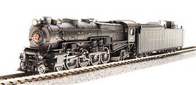 Broadway N PRR M1a 4-8-2 P3 Unlettered