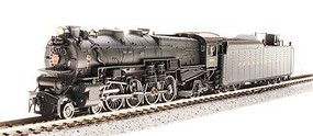Broadway M1b 4-8-2 PRR unlettered - N-Scale
