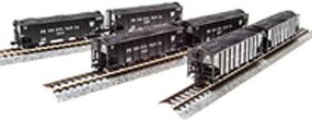 Broadway N H2a 3-Bay Hopper, PRR Pack E (6)