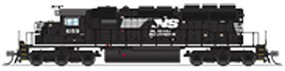 Broadway N SD40-2 w/DCC & Paragon 3, NS #6159