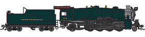 Broadway L1s 2-8-2 with sound Pennsylvania RR #1159 HO Scale Model Train Diesel Locomotive #4040