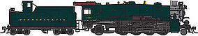 Broadway L1s 2-8-2 with sound Pennsylvania RR #1682 HO Scale Model Train Diesel Locomotive #4045