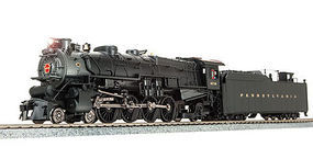 Broadway M1b 4-8-2 DCC Pennsylvania RR #6733 HO Scale Model Train Steam Locomotive #4080