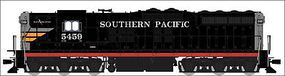 Broadway EMD SD9 Southern Pacific #5472 with Sound HO Scale Model Train Diesel Locomotive #4258