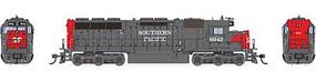 Broadway HO SD45 w/DCC & Paragon 3, SP #8905