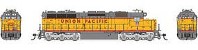 Broadway HO SD45 w/DCC & Paragon 3, UP #21