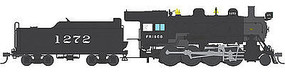 Broadway 2-8-0 with Sound SLSF #1272 HO Scale Model Train Steam Locomotive #4314
