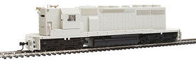 Broadway SD40-2 HH with Sound Unpainted HO Scale Model Train Diesel Locomotive #4342
