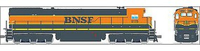 Broadway GE C30-7 BNSF #5175 with Sound HO Scale Model Train Diesel Locomotive #4406