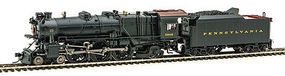 Broadway K4s 4-6-2 with Sound Pennsylvania RR #3849 HO Scale Model Train Steam Locomotive #4425