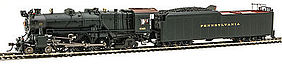 Broadway Pennsylvania RR K4 4-6-2 #5365 with Sound HO Scale Model Train Steam Locomotive #4429