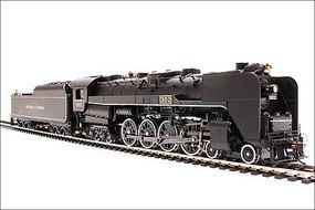 Broadway Delaware & Hudson 4-8-4 302 with Sound HO Scale Model Train Steam Locomotive #4467